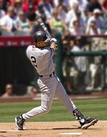 Jeter Homerun Swing
