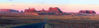 Monument Valley from HWY 163